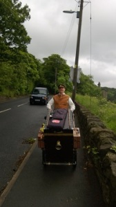 Heading Holmfirth